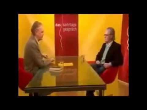 Фрагмент передачи на немецком ТВ…