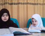 Поучительное | Как девочка учит свою младшую сестренку суре «Ан-Наср»